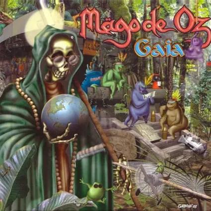mago de oz   gaia 2003 front - mago_de_oz_-_gaia_2003