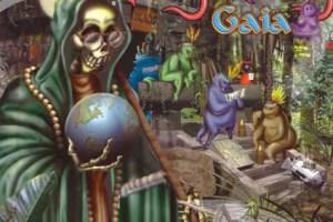 mago de oz   gaia 2003 front - MÄGO DE OZ, el grupo heavy-humanista, y su obra Gaia: un grito por la libertad y por el amor a la naturaleza