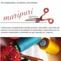 maripuri web1 - COMPRESAS, salvaslips y pañales de tela. Entrevistamos a Maripuri Tijeritas sobre sus creaciones y el consumo responsable