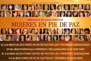 mujeres en pie d paz - Mujeres en pie de paz