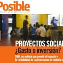 numero29 - Proyectos sociales ¿gasto o inversión?: revista online esPosible nº 29