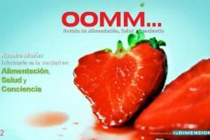 oomm 2 - Oomm nº 2: revista online de alimentación, salud y conciencia