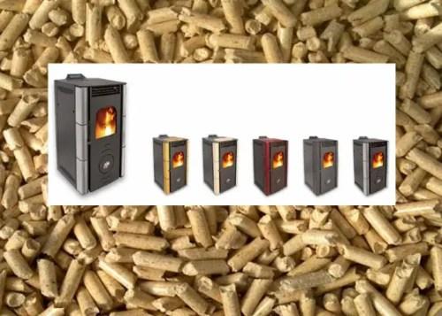 pellets y estufas