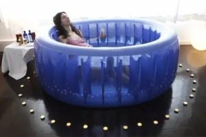 piscina partos2 - Piscina de partos La Bassine: redefiniendo lo que es un parto