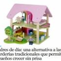 portada - MADRES DE DÍA: la alternativa a la guardería se extiende por España. Entrevistamos a la experta Gemma Sanz