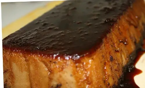 pudding - pudding de pan y chocolate