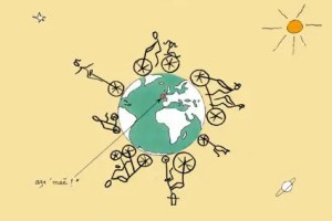 revolucion bicileta - La revolución de la bicicleta 2012