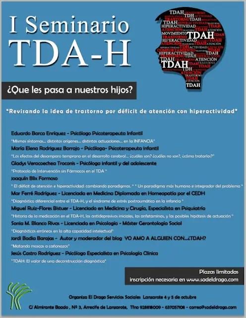 seminario tda h - seminario tda-h