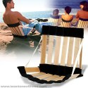 silla playa - Silla ergonómica para la playa