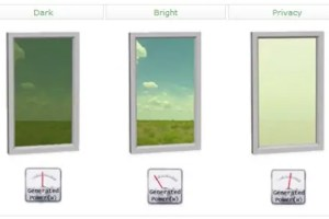 smart energy glass - Ventanas que generan electricidad