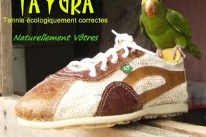taygra1 - TAYGRA: tenis ecológicamente correctas