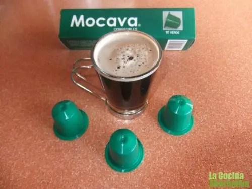 te1 - capsulas te Nespresso o similares