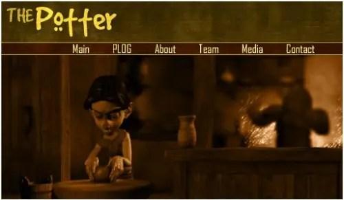 the potter - the-potter el alfarero