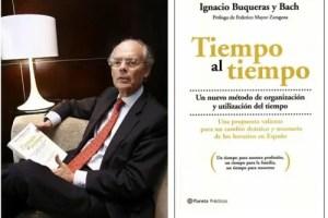 """tiempo al tiempo - HORARIOS 1/2: """"Estar más horas en el trabajo no significa trabajar más"""". Opiniones del experto Ignacio Buqueras y entrevista"""