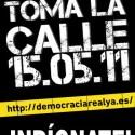 toma la calleb1 - TOMA LA CALLE: jóvenes sobradamente indignados quieren cambios