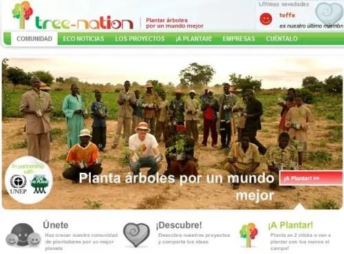 tree nation - tree nation
