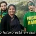 vandana shivacon rap - RAP contra los transgénicos y la avaricia: Pachamana Crew y Mefe cantan con Vandana Shiva