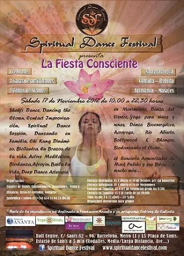La Fiesta Consciente de Spiritual Dance Festival