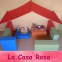 casa rosa - ¿Cómo ejercer de MADRE DE DÍA en España? 10 puntos de partida