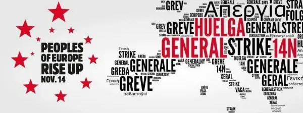 huelga general 14 n europa - #14N: cuando las hormigas se unen, vencen
