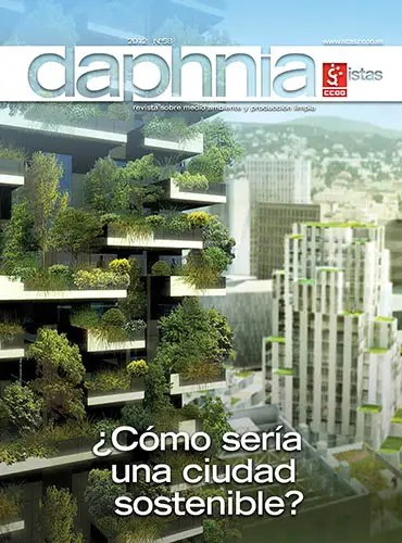 daphnia58 - ¿Cómo sería una ciudad sostenible? - Revista online DAPHNIA 58