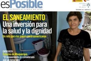 numero30 - SANEAMIENTO: una inversión para la salud y la dignidad. Revista online esPosible nº 30