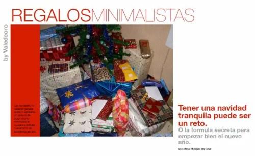 regalos minimalistas - regalos minimalistas