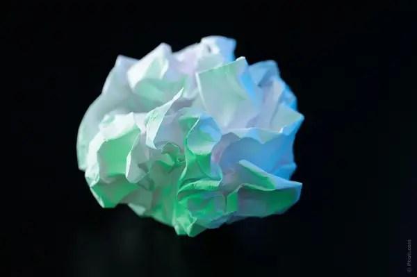 Como gastar menos papel - Cómo consumir menos papel y tinta. Los viernes de Ecología Cotidiana
