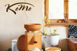 portada komo pq1 - Molinos de cereales: el lujo de hacer nuestra propia harina y copos en casa. Y 4 artículos más de La Cocina Alternativa