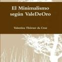 Minimalismo Cover - MINIMALISMO para una vida plena: nuevo libro de Valentina