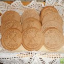 galletas veganas artesanas1 - Receta de galletas artesanas (integrales y veganas) y 4 recetas más