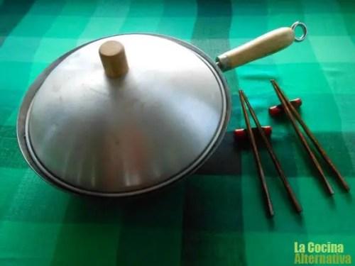 wok - wok