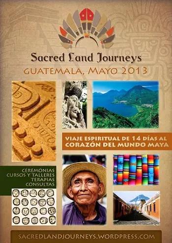 Sacred Land Journeys - Mayo 2013