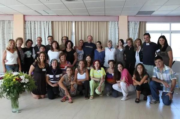 The Work grupo - IV ENCUENTRO INTERNACIONAL THE WORK EN ESPAÑA. Entrevista a Maria Jesús Concha