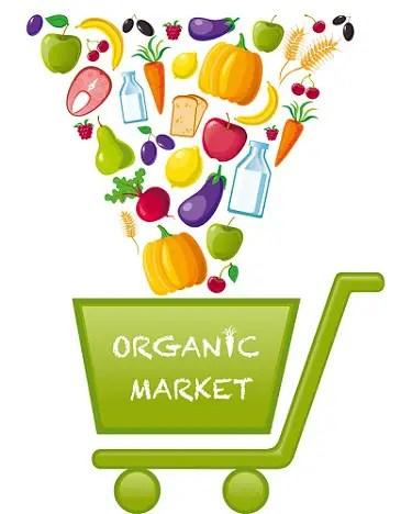 Tiendas online de alimentacion ecologica - shopping_cart_full