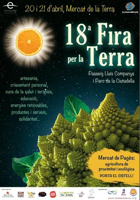 fira terra - Fira per la Terra 2013, en Barcelona y en el mundo