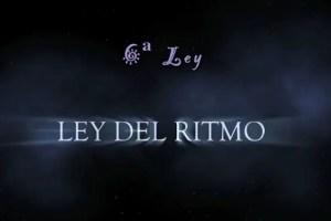 ley del ritmo - Ley del ritmo: 6ª Ley Universal de Hermes