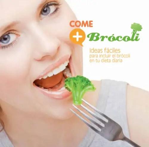 come + brocoli1 - Por qué las francesas no engordan, sus 44 trucos y más artículos