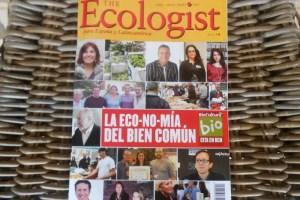 economia del bien comun. The Ecologist - La eco-no-mía del bien común. The Ecologist nº 53