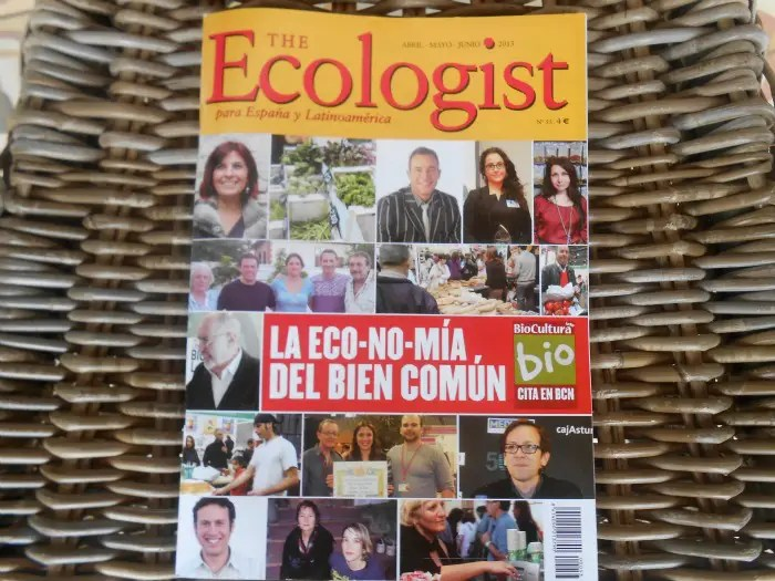 economia del bien comun. The Ecologist