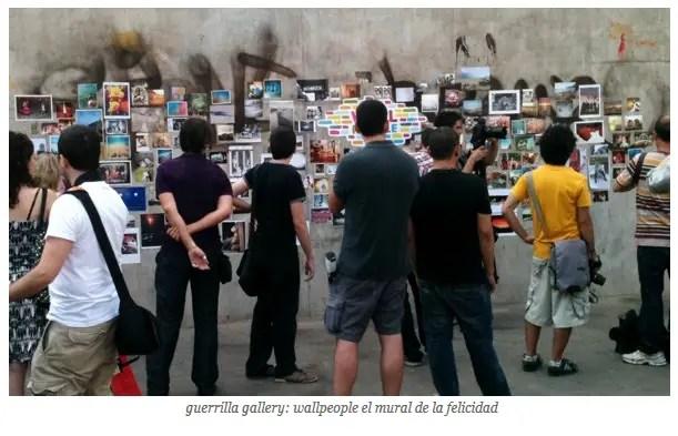 guerrilla galery - Guerrilla gallery, arte en la calle: e-book gratuito