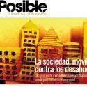 numero34 - La sociedad movilizada contra los desahucios: revista online esPosible nº 34