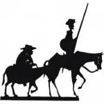 Quijote-y-Sancho