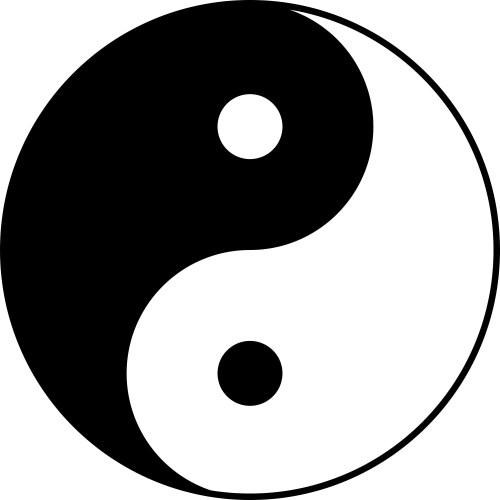 Esoteric Taijitu Yin Yang - Yin-Yang