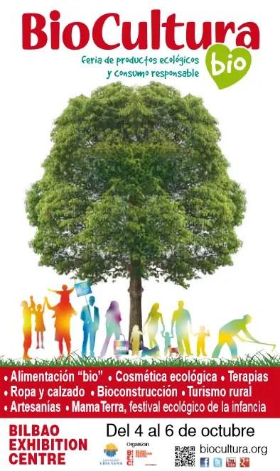 BIOCULTURA 2013 - Ecosentido, Ecoaltea, Ecocultura, Ecoviure, Biocultura y Fira Slow Food: OTOÑO muy ecológico y alternativo