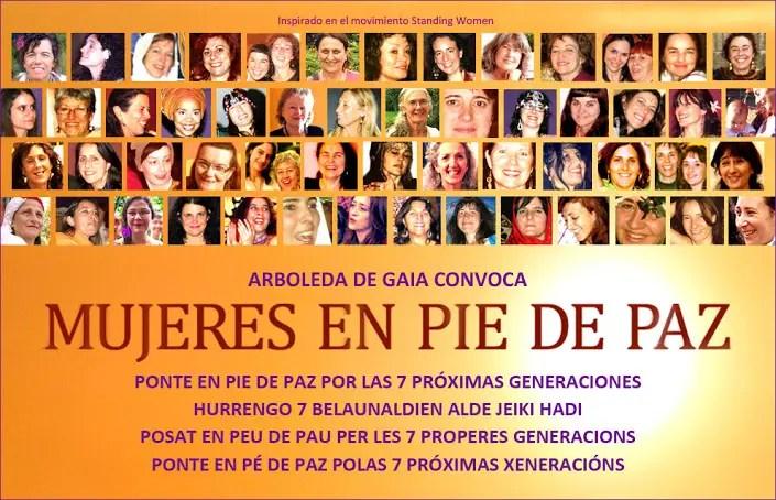 FINAL NOS - Mujeres en pie de paz: 21 de septiembre 2013 en varias ciudades