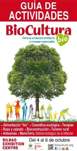 portrada guia BIOCULTURA BILBAO - Biocultura BILBAO del 4 al 6 de octubre 2013: por fín¡¡¡¡¡¡¡
