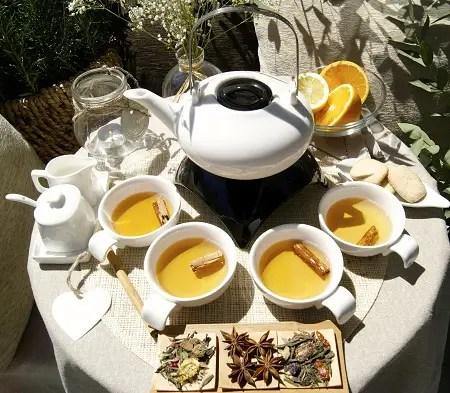 OmTeaShanti Te - OmTeaShanti. El mundo del té orgánico