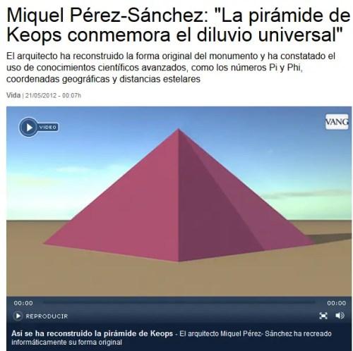pirámides - pirámides