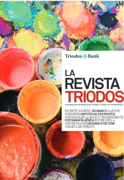 revista triodos 31 - ¿Mi casa es sostenible?: revista online Triodos 31